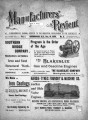 1899-12-14: Manufacturers' Review, Birmingham, Alabama, Volume 1, Issue 5