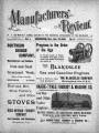1899-12-28: Manufacturers' Review, Birmingham, Alabama, Volume 1, Issue 6