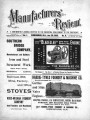1900-01-30: Manufacturers' Review, Birmingham, Alabama, Volume 1, Issue 8