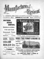 1900-02-15: Manufacturers' Review, Birmingham, Alabama, Volume 1, Issue 9