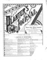 1883-07: Planter's Journal, Vicksburg, Mississippi, Volume 8, Issue 1