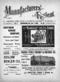 1900-03-01: Manufacturers' Review, Birmingham, Alabama, Volume 1, Issue 10