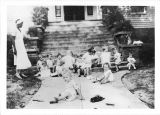 Children at Pebble Hill 1930s