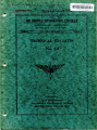 Technical bulletin no. 40. Development of military aircraft material for United States Air Service...