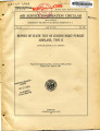 Report of static test of Curtiss night pursuit airplane, type II (Airplane Section, S. & A....