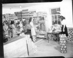 1946: Veterans' Cooperative Grocery Store. Photo no. 1.