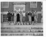 1938: Alpha Gamma Pledges 1