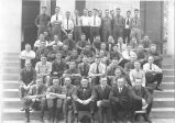 1921: Engineering senior class