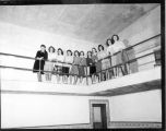1945: Women's Athletic Association Sports Leaders