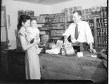 1946: Veterans' Cooperative Grocery Store. Photo no. 3.