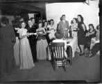 1945: Baptist Student Union Christmas Party 1