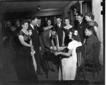 1945: Baptist Student Union Christmas Party 2