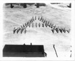 1937: API Marching Band drills and formations 2