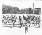 1937: API Marching Band drills and formations 6
