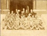 1895: Faculty and cadets 1