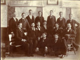 1892: Graduate students and instructors