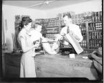 1946: Veterans' Cooperative Grocery Store. Photo no. 5.