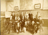 1890s: Graduate students and instructors