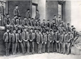 1905: Alabama Polytechnic Institute cadets