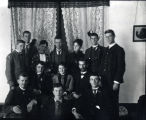 1900: Professor Mell, faculty, and students