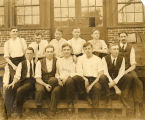 1902: Alabama Polytechnic Institute graduate students