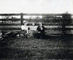 1900: May Berta Grout, Mary Robbins Sampey, and Miss Bragg 3