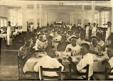 1923: Students Club cafeteria