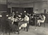 API Student Activities: Sewing and hatmaking, 1925
