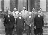 WAPI and API administrative staff, 1927