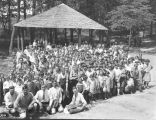 Annual club camp for Alabama boys and girls, August 1925