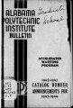 1942: [pdf for printing] Catalog of the Alabama Polytechnic Institute
