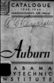 1945: [pdf for printing] Catalog of the Alabama Polytechnic Institute