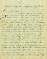 1863-02-09: George Washington Cherry to Folks at home, letter