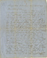 1863-04-04:  George Washington Cherry to Folks at home, letter