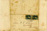 1862-07-29: George Washington Cherry to Francis Eugenia Parsons Cherry, letter