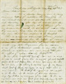 1863-02-01: George Washington Cherry to Folks at home, letter