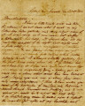 1862-10-27: George Washington Cherry to Relations, letter