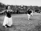 1950: Auburn football cheerleaders