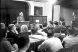 1950: API Religious Emphasis Week speaker Mrs. J. Warren Hastings
