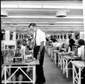 1959: CHK at Motorola, wire bond line