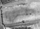 1950: Aerial view of API Homecoming football game 9