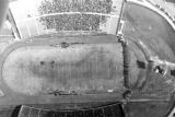 1950: Aerial view of API Homecoming football game 7