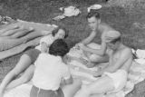 1950: API students at Chewacla State Park 1