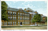 1921: API Broun Engineering Hall, postcard