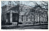1921: API O. D. Smith Dining Hall, postcard