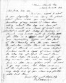 1863-03-25: Holiman, J. F., to Colonel Jones, Letter