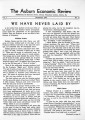 1940-12: Auburn Economic Review Newsletter, Auburn, Alabama, Volume 01, Issue 11