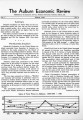 1940-03: Auburn Economic Review Newsletter, Auburn, Alabama, Volume 01, Issue 02