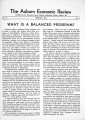 1941-02: Auburn Economic Review Newsletter, Auburn, Alabama, Volume 02, Issue 01