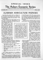 1941-09: Auburn Economic Review Newsletter, Auburn, Alabama, Volume 02, Special Issue